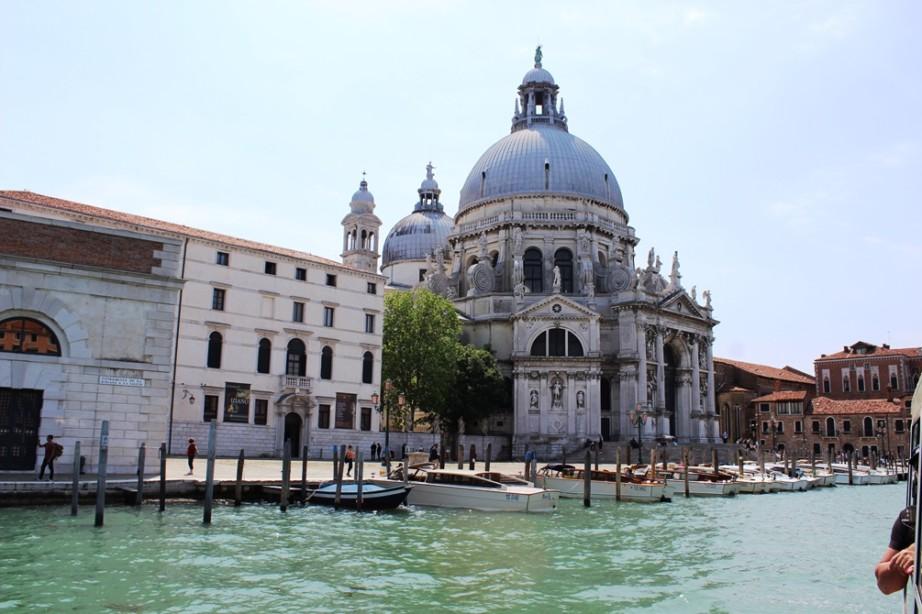 30.05.2018. Наш макет в Венеции!