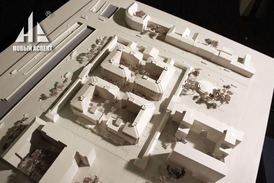 Градостроительные макеты ПЕТМОЛ (2)