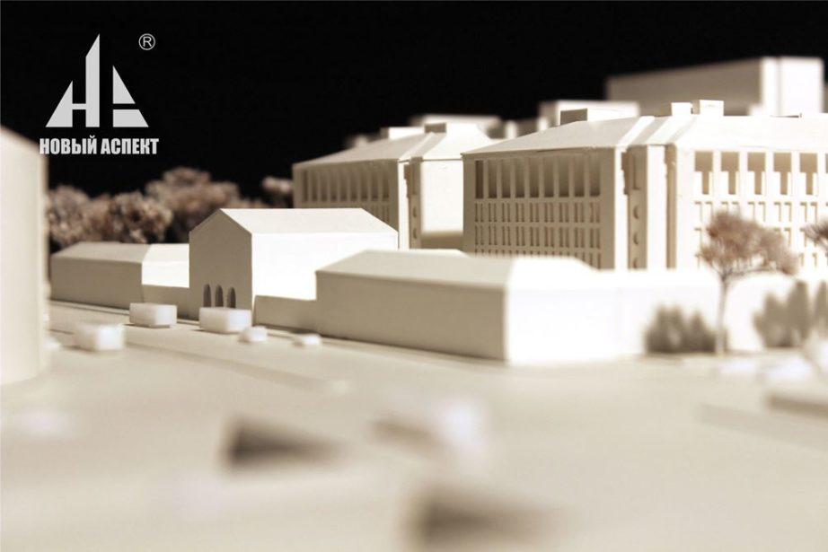 Градостроительные макеты ПЕТМОЛ (3)