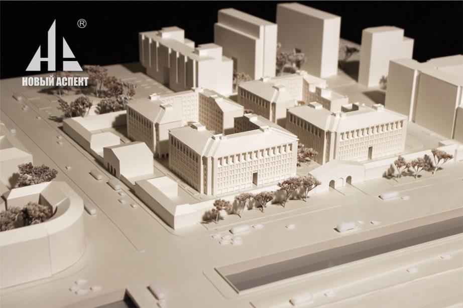 Градостроительные макеты ПЕТМОЛ (4)